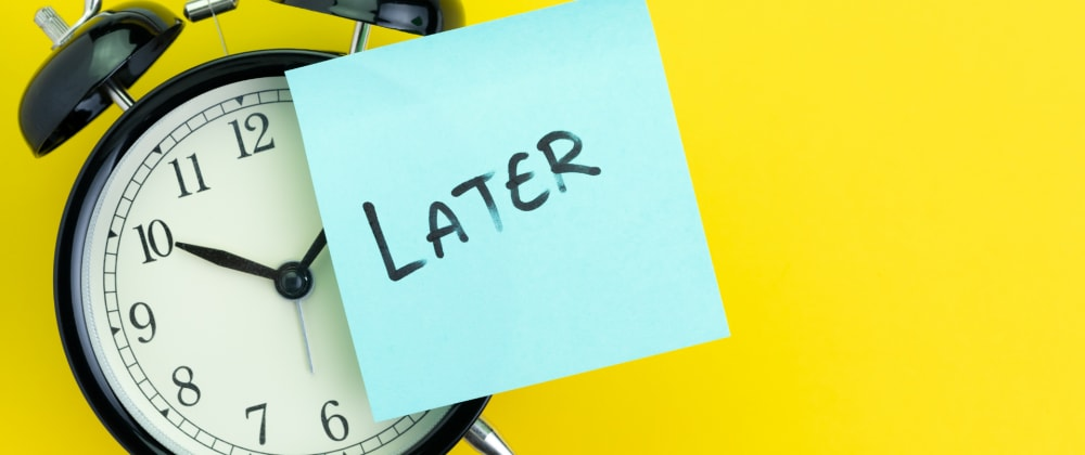 Cover image for How To: Defeat Procrastination for Good