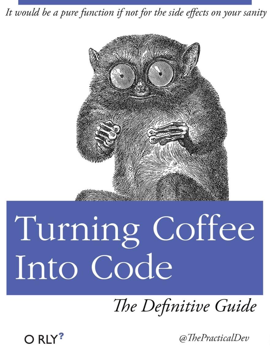 Turning Coffee Into Code