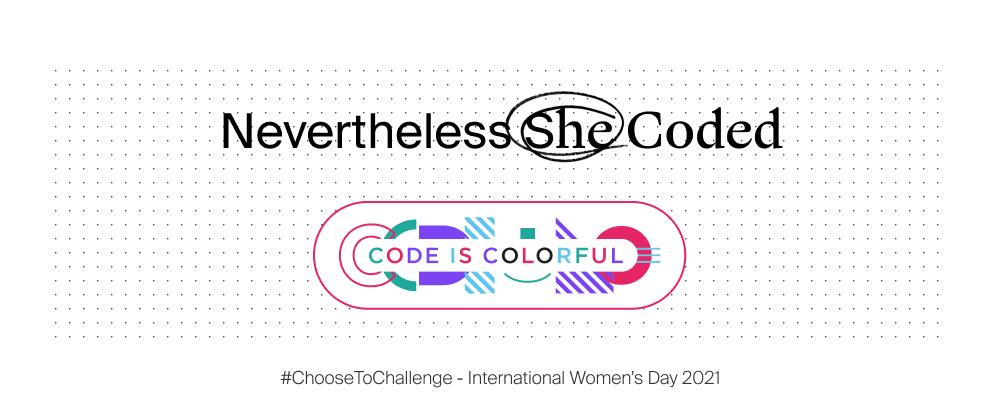 Cover image for Nevertheless, Feli Coded - ChooseToChallenge Yourself