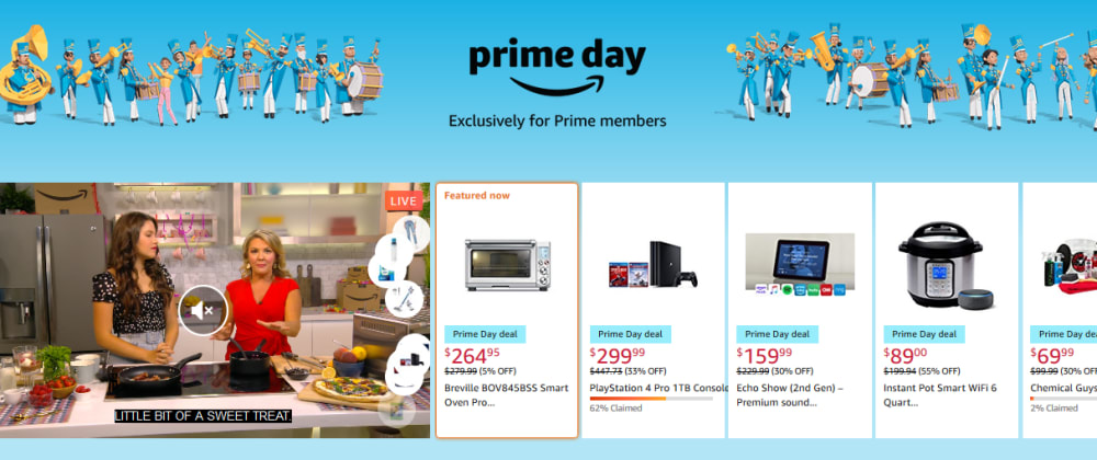 Cover image for 5 Things Programmers can buy on this Amazon Prime Day