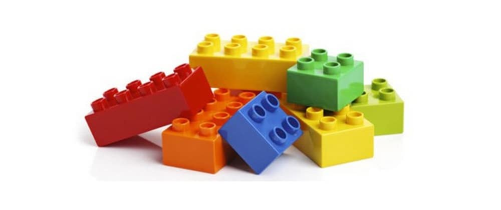 Cover image for How to code like playing LEGO™