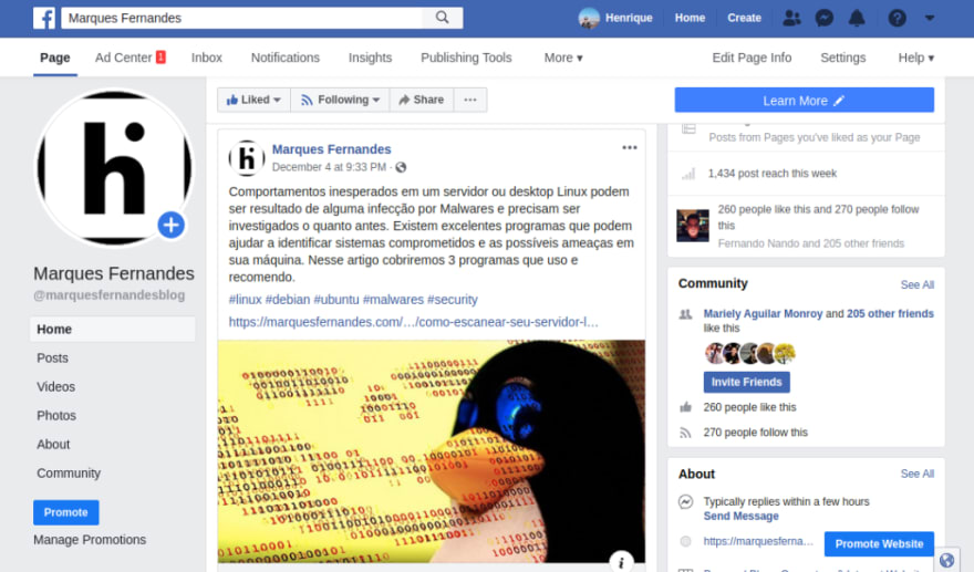 https://www.facebook.com/marquesfernandesblog