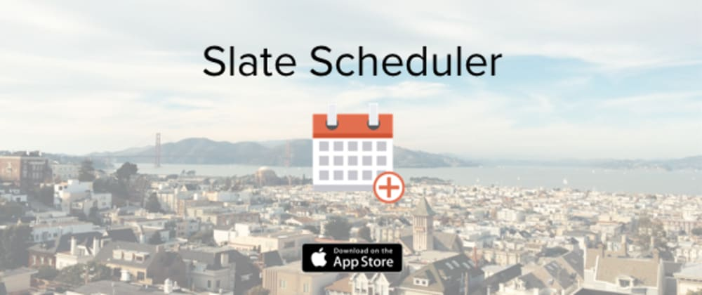 Cover image for Slate: Taking My First Solo iOS App from R&D to Full Scale Product