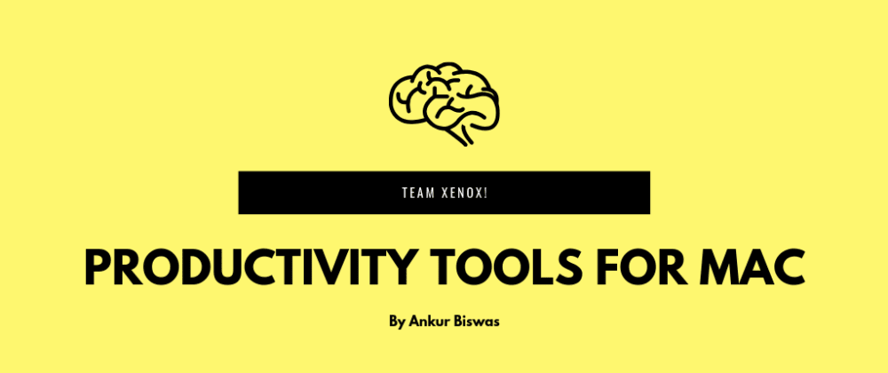 Cover image for Productivity tools for your MacBook