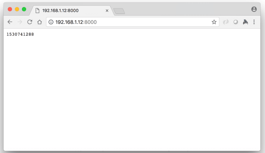 Testing in the browser