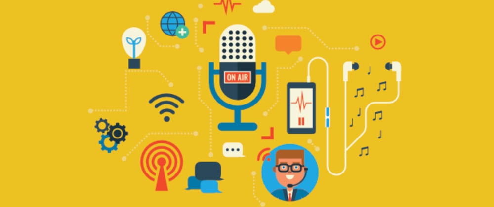 Cover image for Top 10 Podcasts for Python in 2021