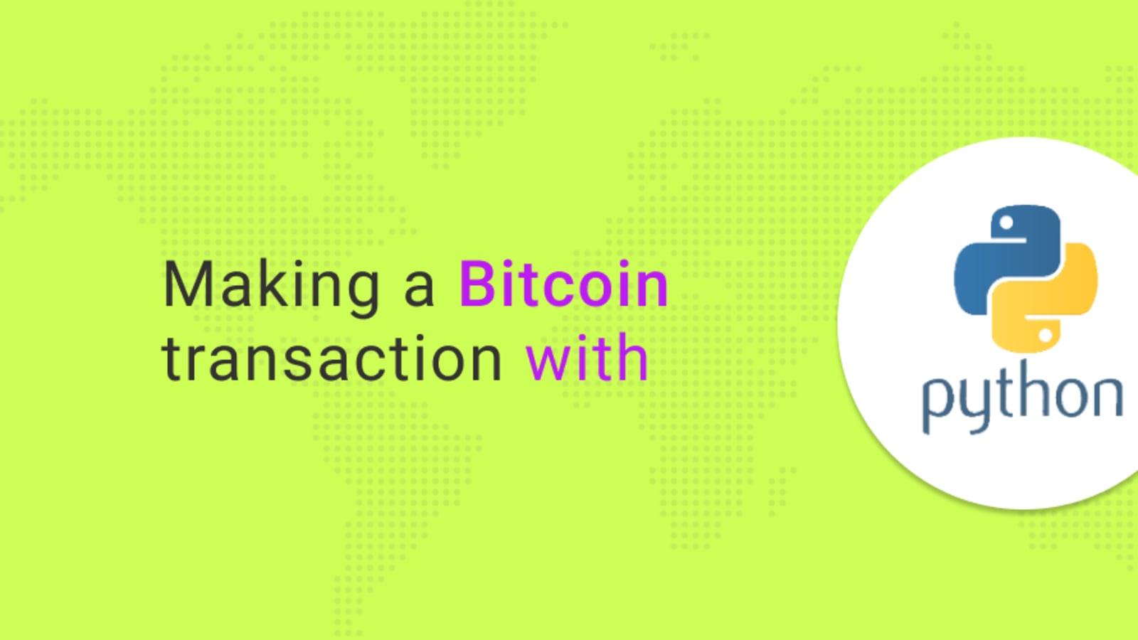 bitcoin python dvejetainių parinkčių lažybų svetainės