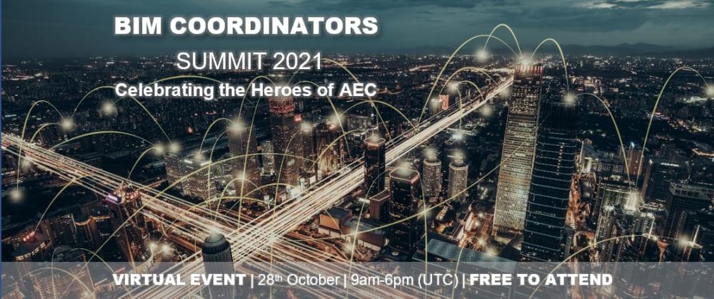 Cover image for BIM Coordinators Summit 2021