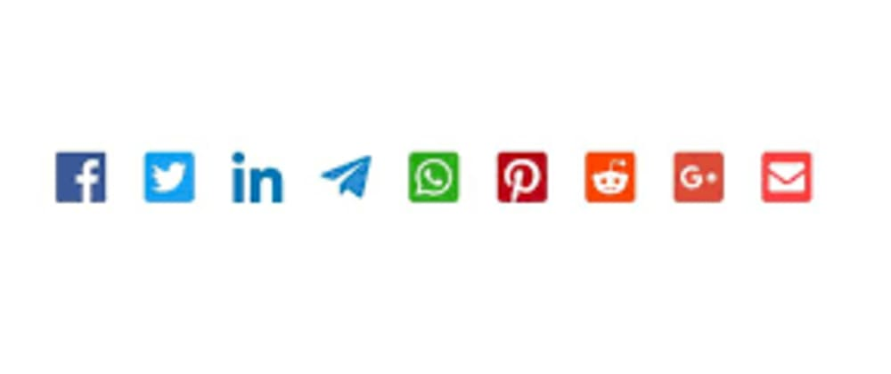 Cover image for How to add Social Media Sharing Links to a Vue Website