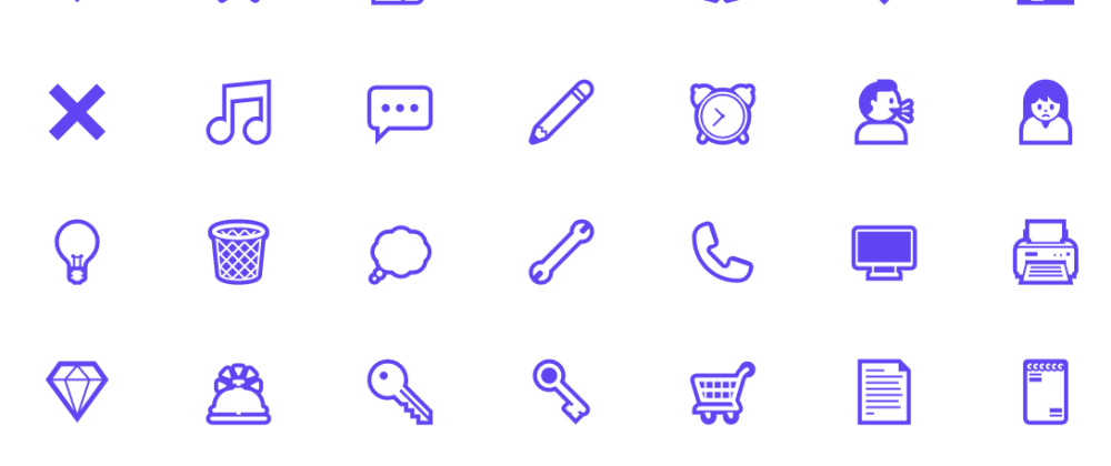 Cover image for Emojicons - Emojis as an ultra lightweight icon set