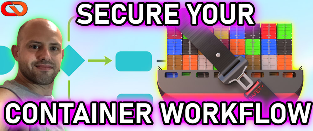 Cover image for 5 tools to SECURE your containers NOW!