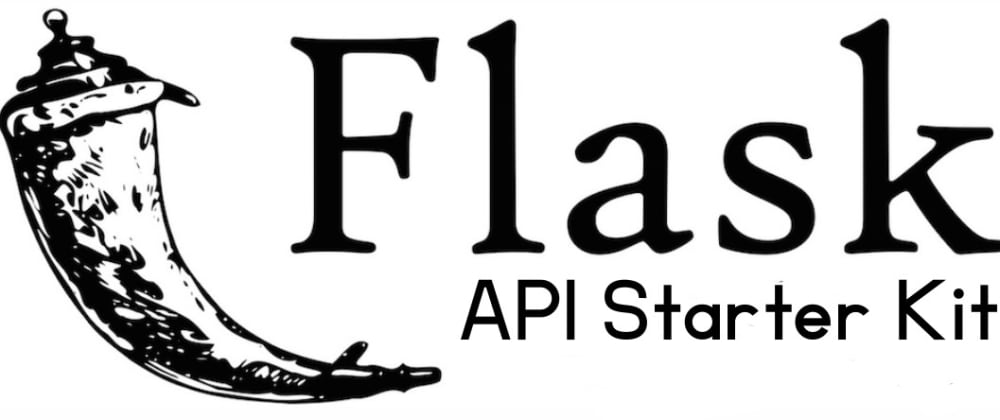 Cover image for Python Flask API - Starter Kit and Project Layout
