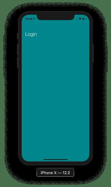 AirBnB Clone with React Native Part 2: Login Screen UI - DEV