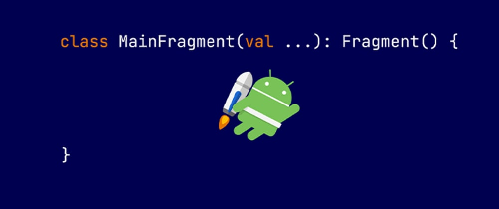 Cover image for How to set up a Base Fragment Class with ViewBinding and ViewModel on Android