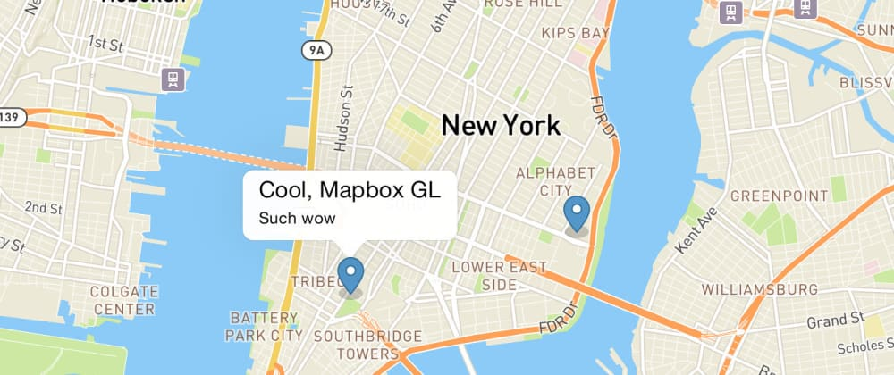 Cover image for How to add Mapbox to your Nuxt static site