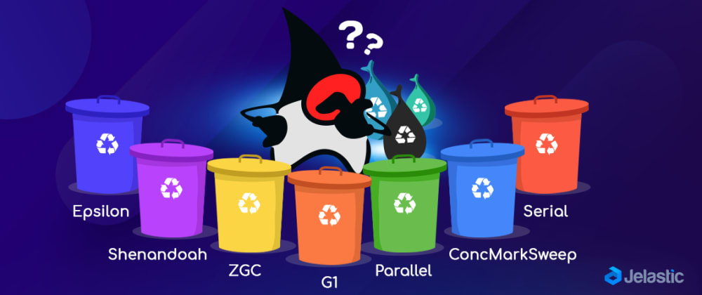 Cover image for Java Garbage Collection Types and Settings