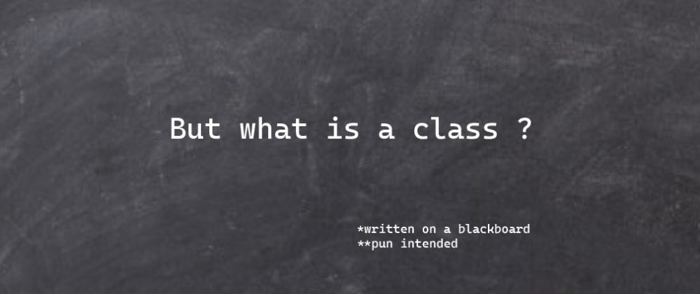 Cover image for Quick Introduction to class in C++
