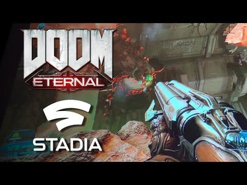 DOOM Eternal - launch title (available end of 2019).