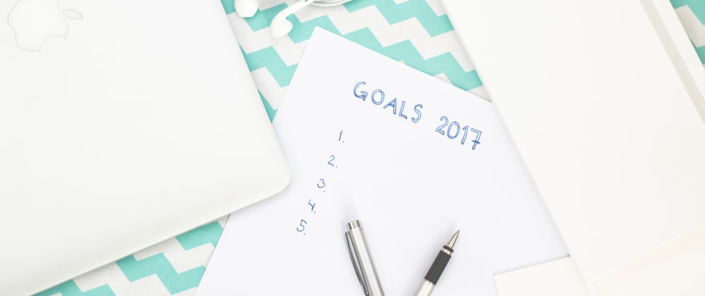 Cover image for Open Source Goals and the Year in Review