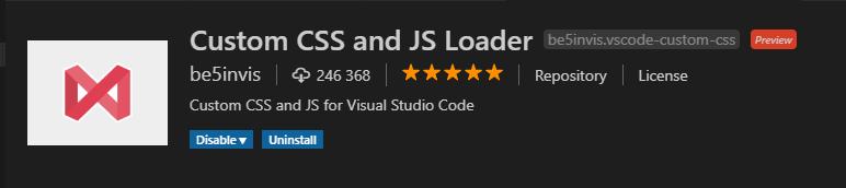 Custom CSS and JS Loader