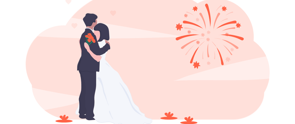 Cover image for Get Married on the Blockchain!
