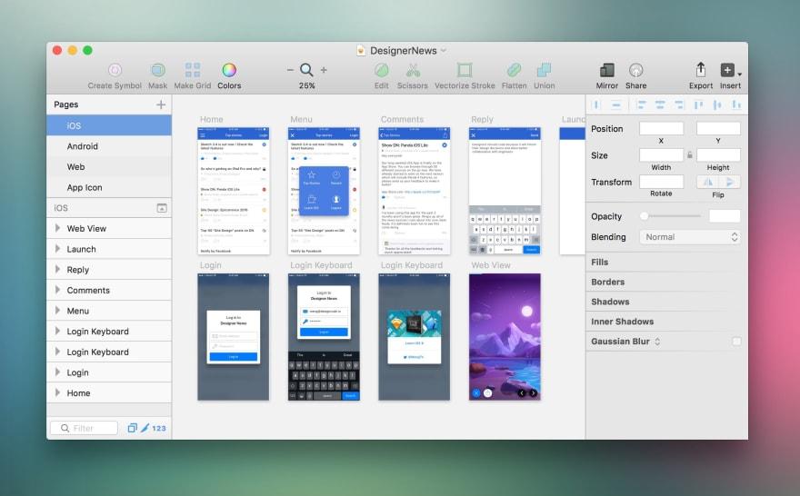 Photo: [Newbird Design](https://newbirddesign.com/digital-design-tool-review-sketch-app/)