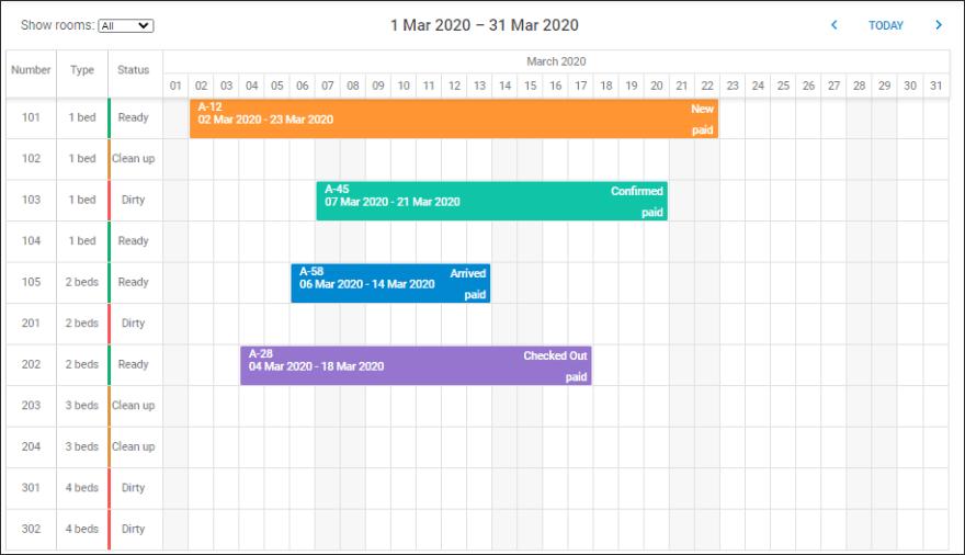 hotel-room-reservation-calendar