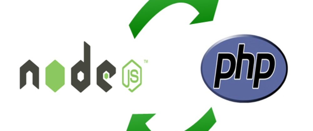 Cover image for How is it like to be back from Node.js to PHP?