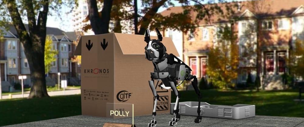 Cover image for RedGL - GLTFLoader : poly