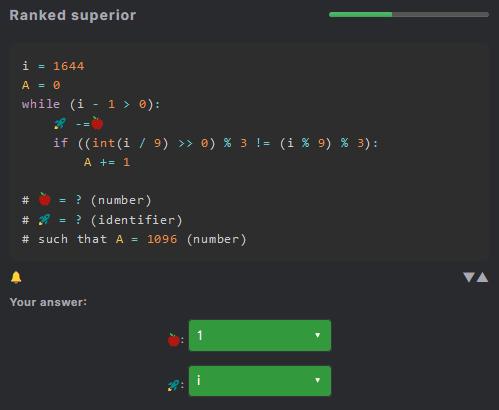 python coding challenge