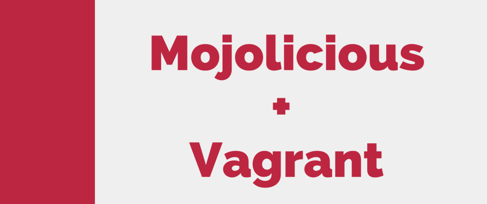 Cover image for Setup Mojolicious using Vagrant
