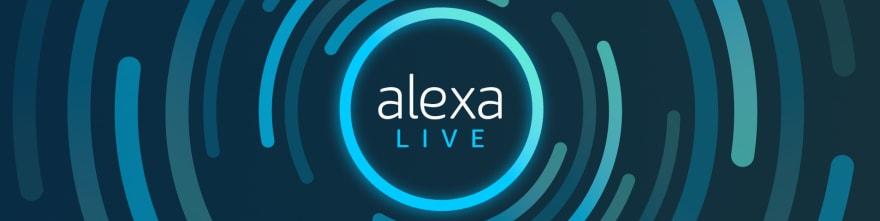 Alexa Live notes