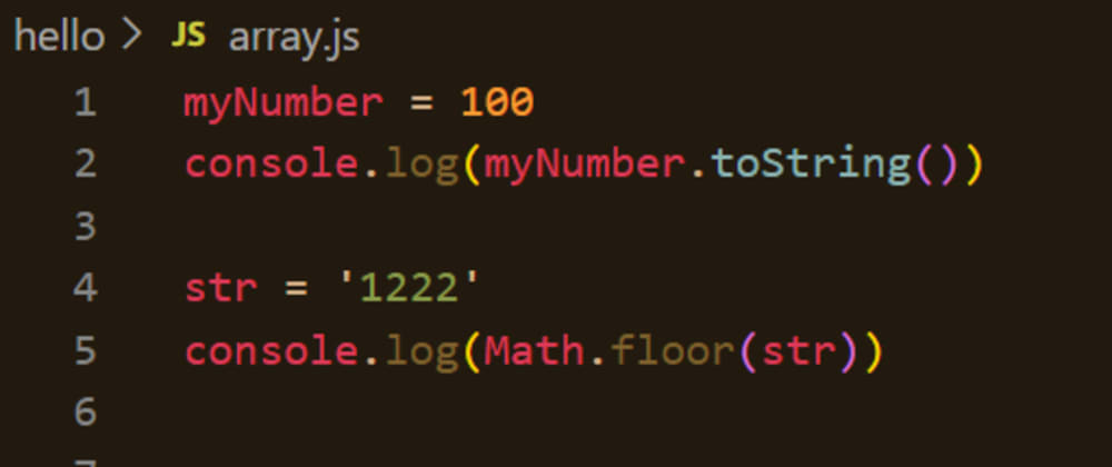 Cover image for 7 ways to convert a String to Number in JavaScript
