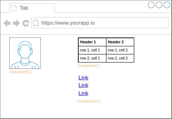 Composite UI