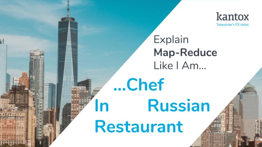 Chef In Russian Restaurant