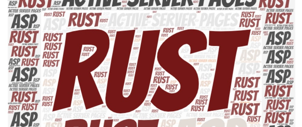 Cover image for Microsoft Officially Supports Rust Powered Web Framework