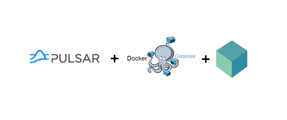 Cover image for Integration testing Apache Pulsar clients with Docker Compose and TestContainers