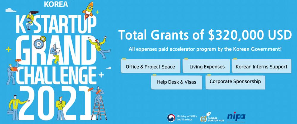 Cover image for Program K-Startup Grand Challenge 2021 Telah Dibuka