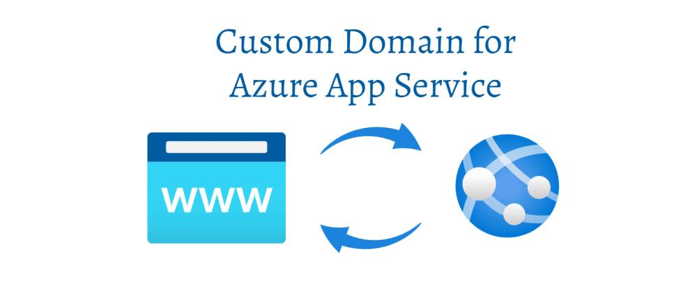 Cover image for Setup Custom Domain for Azure App Service