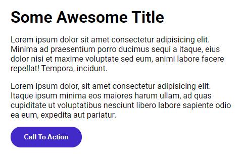 Typography Fix