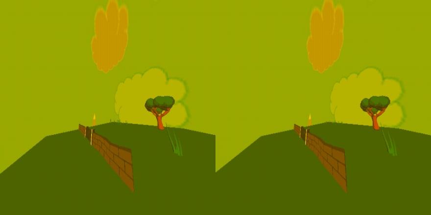 New VR Scene