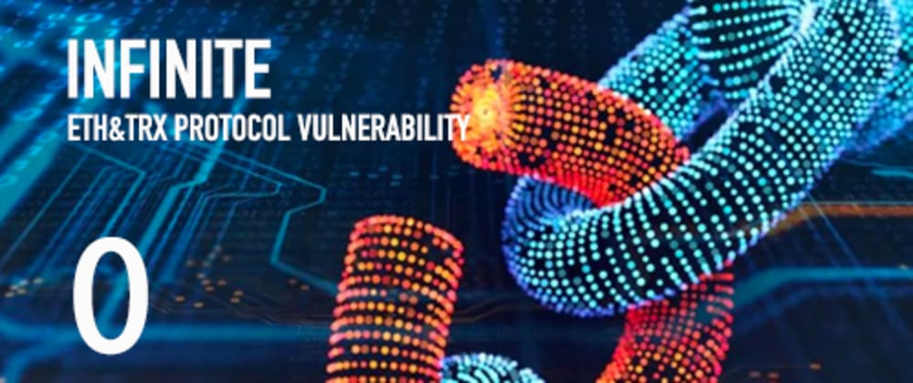 """Cover image for ETH and TRX new vulnerabilities regarding """"TransferMint"""""""