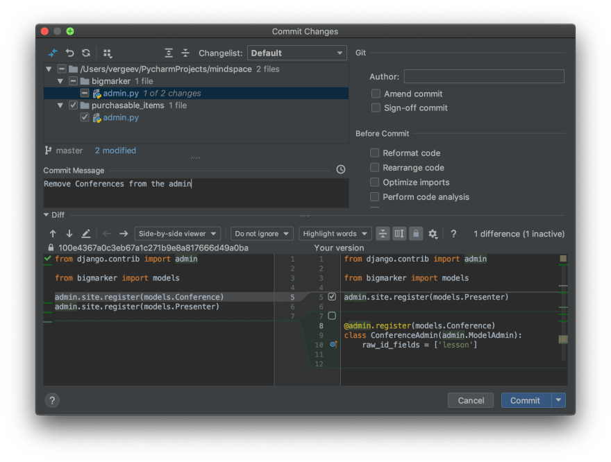 Productive Full-Stack Development with PyCharm - DEV