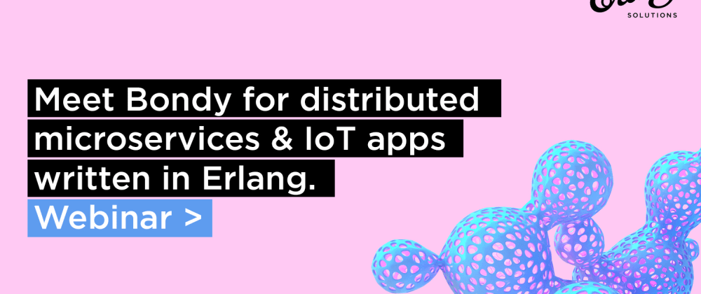 Cover image for How Bondy built a massively scalable polyglot IoT Solution