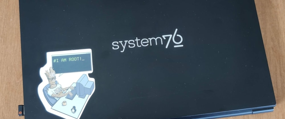 Cover image for Stickers on your laptop?