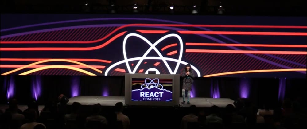 Cover image for What we learn for the React's future at React Conf