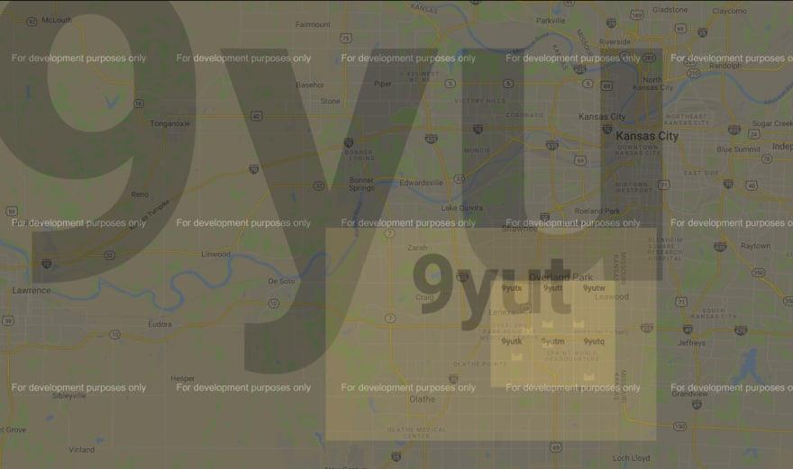 Geohash Map