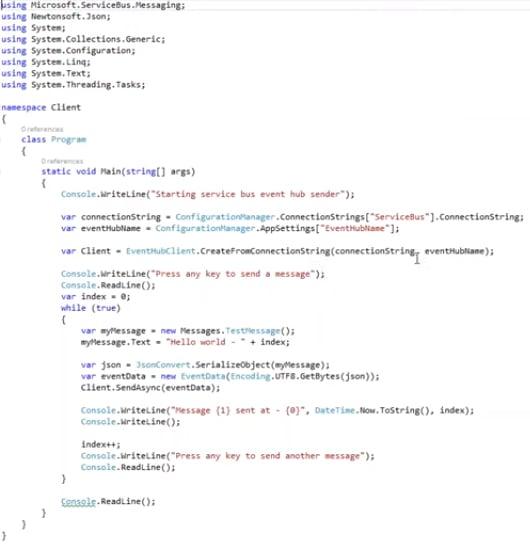 Demo Code