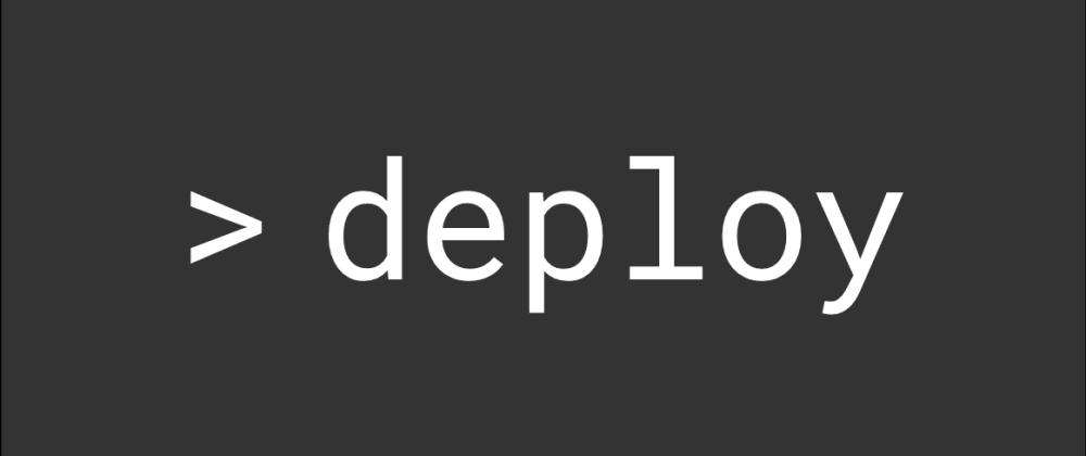 Cover image for Laravel Deploy Script