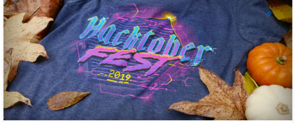 Cover image for Hacktoberfest2019 Swag Redeemed